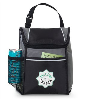 Link Lunch Cooler -  Seattle Grey - Kid-friendly