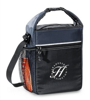 Spirit Lunch Cooler -  Navy - Kid-friendly