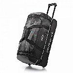 Samsonite Andante 32in. Drop Bottom Wheeled Duffel Black/Grey