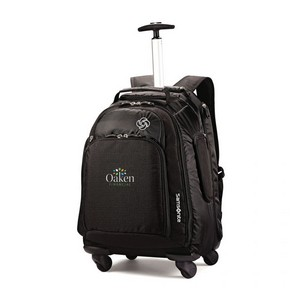 Samsonite MVS Spinner Backpack Black