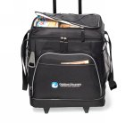 Islander Wheeled Cooler Black