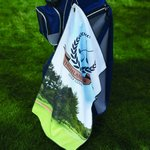 Microfiber Waffle Golf Towel (Pro Vision )