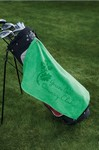 Diamond Collection Golf Towel w/ Corner Grommet (Screen Print)