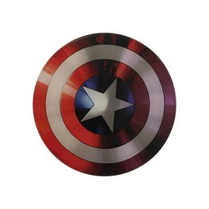 Full Color Coaster- Round Or Square 1/32 Rubber 80 Mil Acrylic T