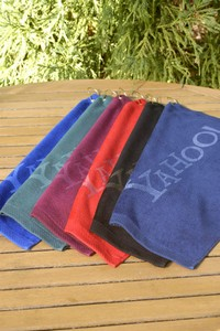 Turkish Signature Ultraweight Golf Towel